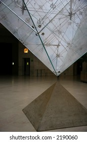 Pyramids in the Louvre