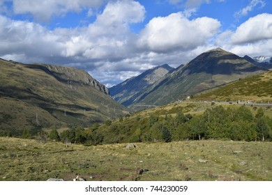 Pyrenees mountains Andorra