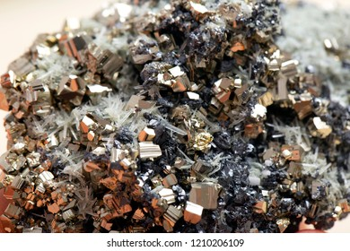 Pyrite is considered the most common of the sulfide minerals.
