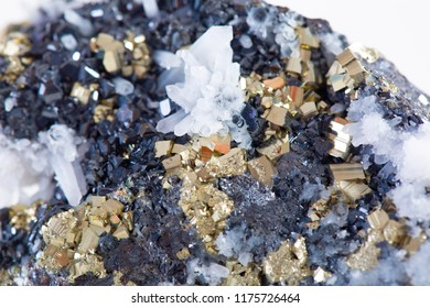 Pyrite and crystals mineral the pyrite and crystals mineral
