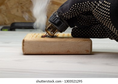 A pyrography tool