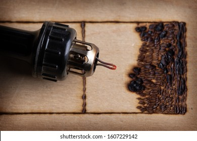 Pyrography Images Stock Photos Vectors Shutterstock