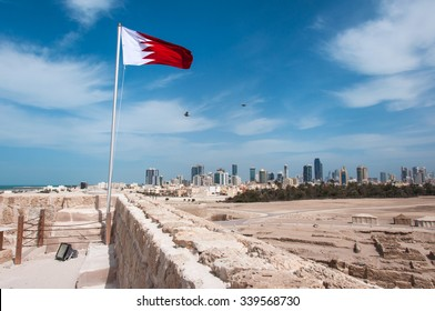 Qal'At Al Bahrain is the original capital and port of the island of Bahrain. It is part of UNESCO World Heritage