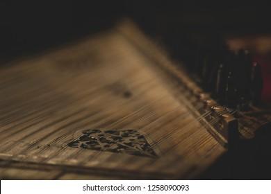 Qanun Instrument (Santour)