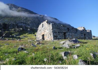 Qaqortoq Greenland, Norse Ruins