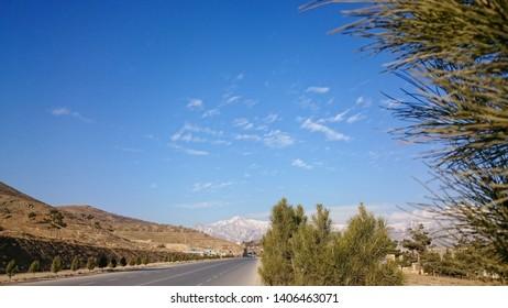 Qargha Road, Kabul Afghanistan, tourism