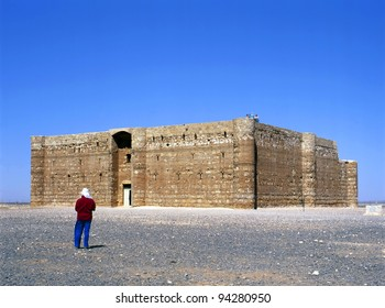 Qasr Kharana , sometimes Qasr al Harrana, Qasr al Kharanah, Kharaneh or Hraneh, is one of the best-known of the desert castles located in present-day eastern Jordan