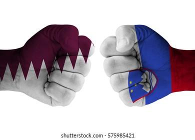 QATAR vs SLOVENIA