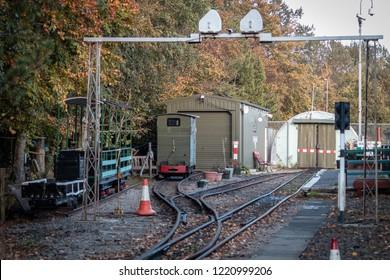 QE2 Mini Railway