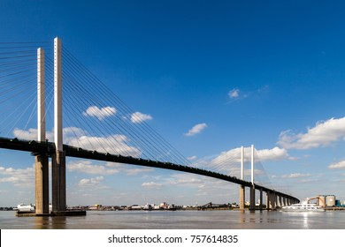 QEII Bridge over the River Thames