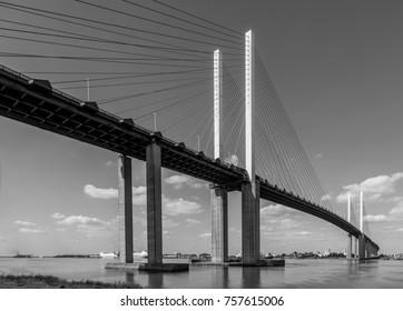 QEII Bridge over the River Thames