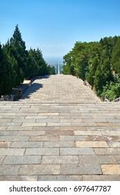 The Qian Tomb