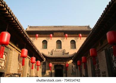 Qiao Family Courtyard, Shanxi, China
