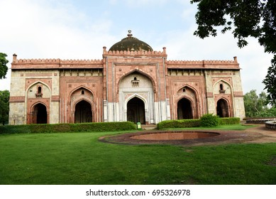 Qila-i-Kuhna Mosque at Purana Qila, New Delhi