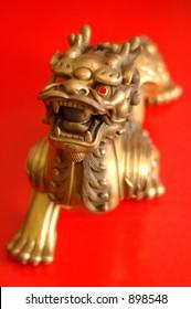 The Qilin Beast (Dragon)