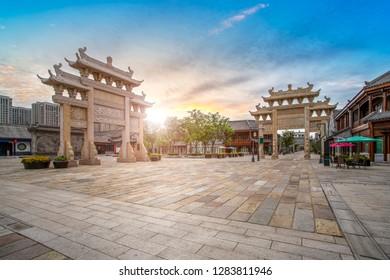 Qingdao Jimo Ancient City