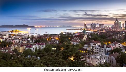 Qingdao Night