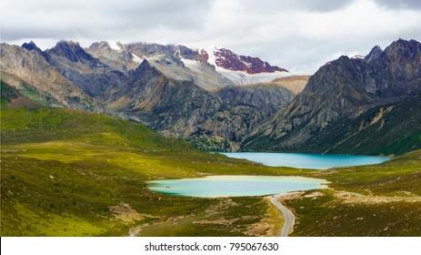 Qinghai - Tibet Plateau scenery