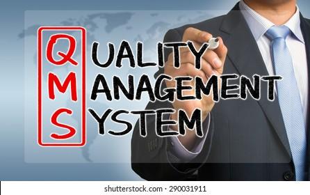 qms concept:quality management system