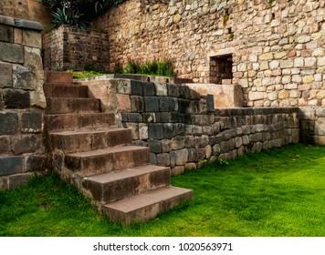 Qoricancha Ruins, Cusco, Peru