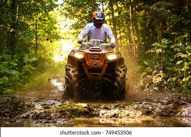 Quad adventure