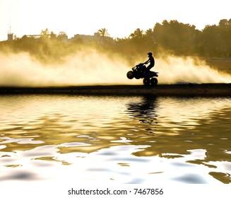 quad motorcycle
