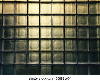 Quadratic window background and wallpaper
