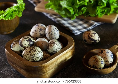 quail eggs, colorful eggs, diet food