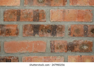 Quality face brick walls for interior and exterior purposes / Fired bricks / For modern homes as brickwall, decoration for vintage background