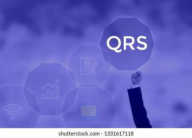 Quantitative Restrictions - business concept