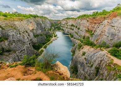 quarry amerika in czech republic