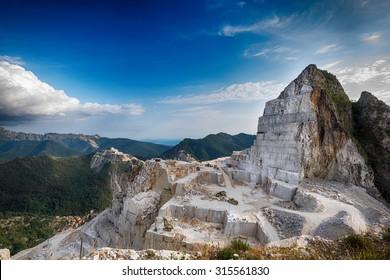Quarry Carrara