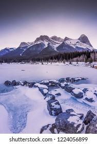 Quarry Lake Park, Canmore, Alberta, Canada