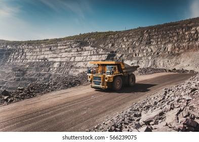 quarry ore