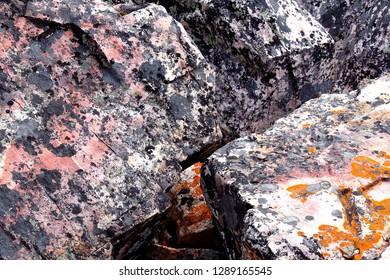 Quartzite Boulder II