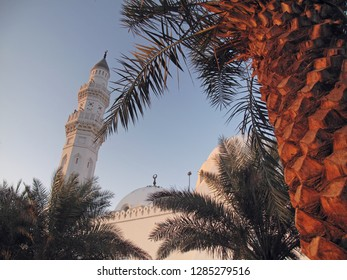 quba mosque masjid