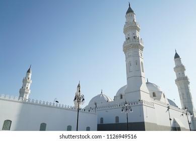 Quba Mosque Medina