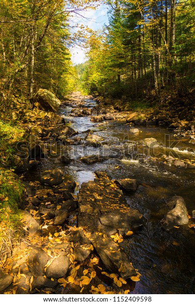 Quebec's natural beauty
