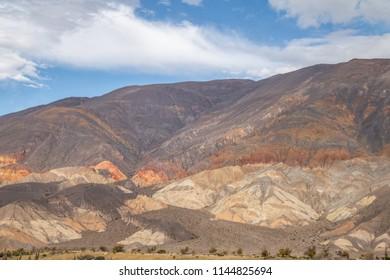 Quebrada del Toro Mountains - Quebrada del Toro, Salta, Argentina