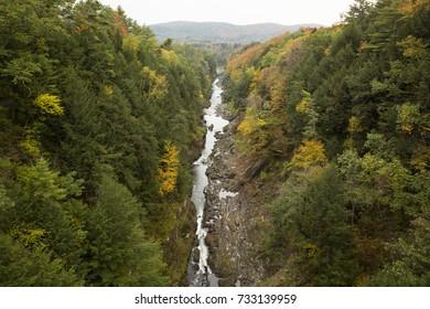 Quechee Gorge – Vermont's Little Grand Canyon