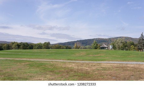 Quechee Vt. Near the Simon Pearce factory, which is along the Ottauquechee River in Vermont.