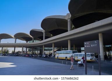 Queen Alia Airport - Amman Jordan 1.12.2019