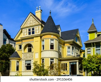 Queen Anne Style Victorian Home - San Francisco, CA
