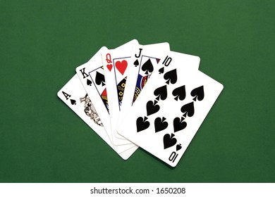 Queen Of Hearts - Gaming Cards