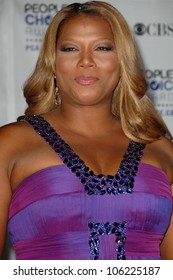 Queen Latifah  at the 35th Annual People's Choice Awards. Shrine Auditorium, Los Angeles, CA. 01-07-09