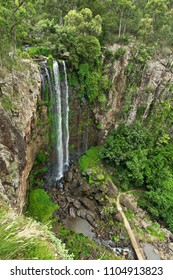 Queen Mary Falls in Queensland in Australia.