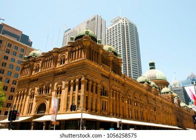 Queen Victoria Building - Sydney - Australia