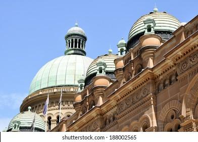 Queen Victoria Building, Sydney (Australia)