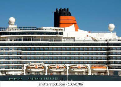 Queen Victoria - Cunard's latest luxury cruise liner