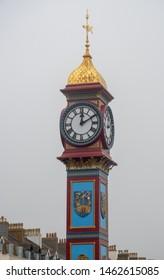 Queen Victoria Jubilee Clock Weymouth Dorset